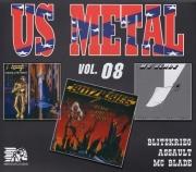 V.A. / US METAL Vol. 08