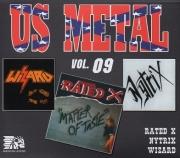 V.A. / US METAL Vol. 09