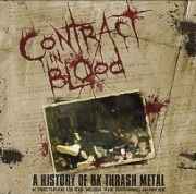 V.A. / Contract In Blood: A History Of UK Thrash Metal (5CD box set)