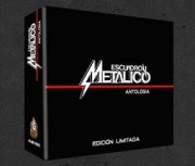 V.A. / Escuadron Metalico Antologia (3CD box set)
