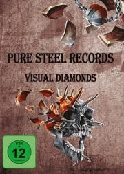 V.A. / Pure Steel Records - Visual Diamonds (DVD)