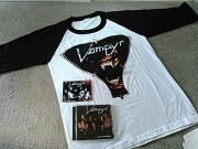 VAMPYR (Germany) / Cry Out For Metal + 11 (2014 reissue Limited Edition with T-Shirt)