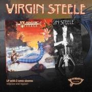 """VIRGIN STEELE (US) / Virgin Steele (12"""" vinyl incl. 2 cover sleeves)"""