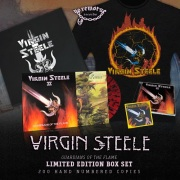 VIRGIN STEELE (US) / Guardians Of The Flame (Limited box set)