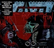 VOIVOD (Canada) / War And Pain + 4 (Limited edition 2018 digipak reissue)