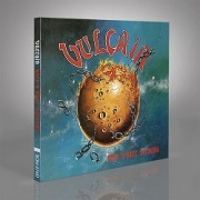 VULCAIN (France) / Rock'n'Roll Secours + 3 (2019 reissue)