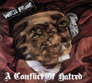 WARFARE (UK) / A Conflict Of Hatred (2018 reissue)