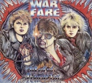 WARFARE (UK) / Metal Anarchy (2018 reissue)
