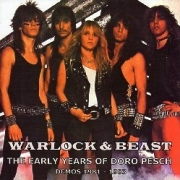 WARLOCK & BEAST (Germany) / The Early Years Of Doro Pesch - Demos 1981 - 1983 (collector's item)