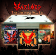 WARLORD (US) / The Imperial Box (Limited deluxe wooden box set)