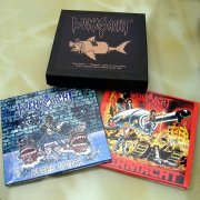 WEHRMACHT(US) / Shark Attack + Biermacht (Limited box set with T-Shirt)