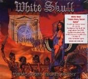 WHITE SKULL(Italy) / Public Glory, Secret Agony