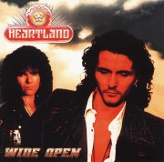 HEARTLAND / Wide Open (collector's item)