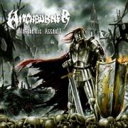 WITCHBURNER (Germany) / Blasphemic Assault + 3 (2015 reissue)