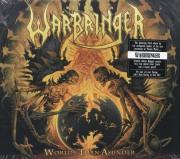 WARBRINGER (US) / Worlds Torn Asunder + 2 (Limited digipak edition with Patch)
