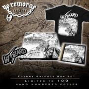 WYZARD (US) / Future Knights (Limited box set)