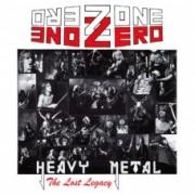 ZONE ZERO (Sweden) / The Lost Legacy (2CD)