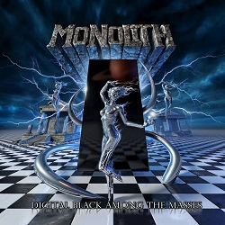MONOLITH (US/New York) / Digital Black Among The Masses