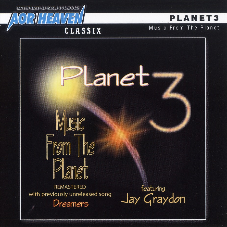 PLANET 3 / Music From The Planet