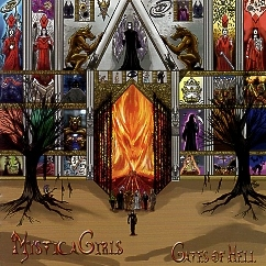 MYSTICA GIRLS (Mexico) / Gates Of Hell + 2