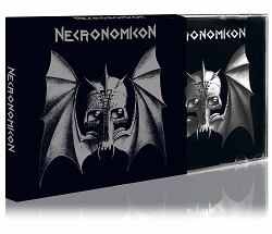 NECRONOMICON (Germany) / Necronomicon (2019 reissue)