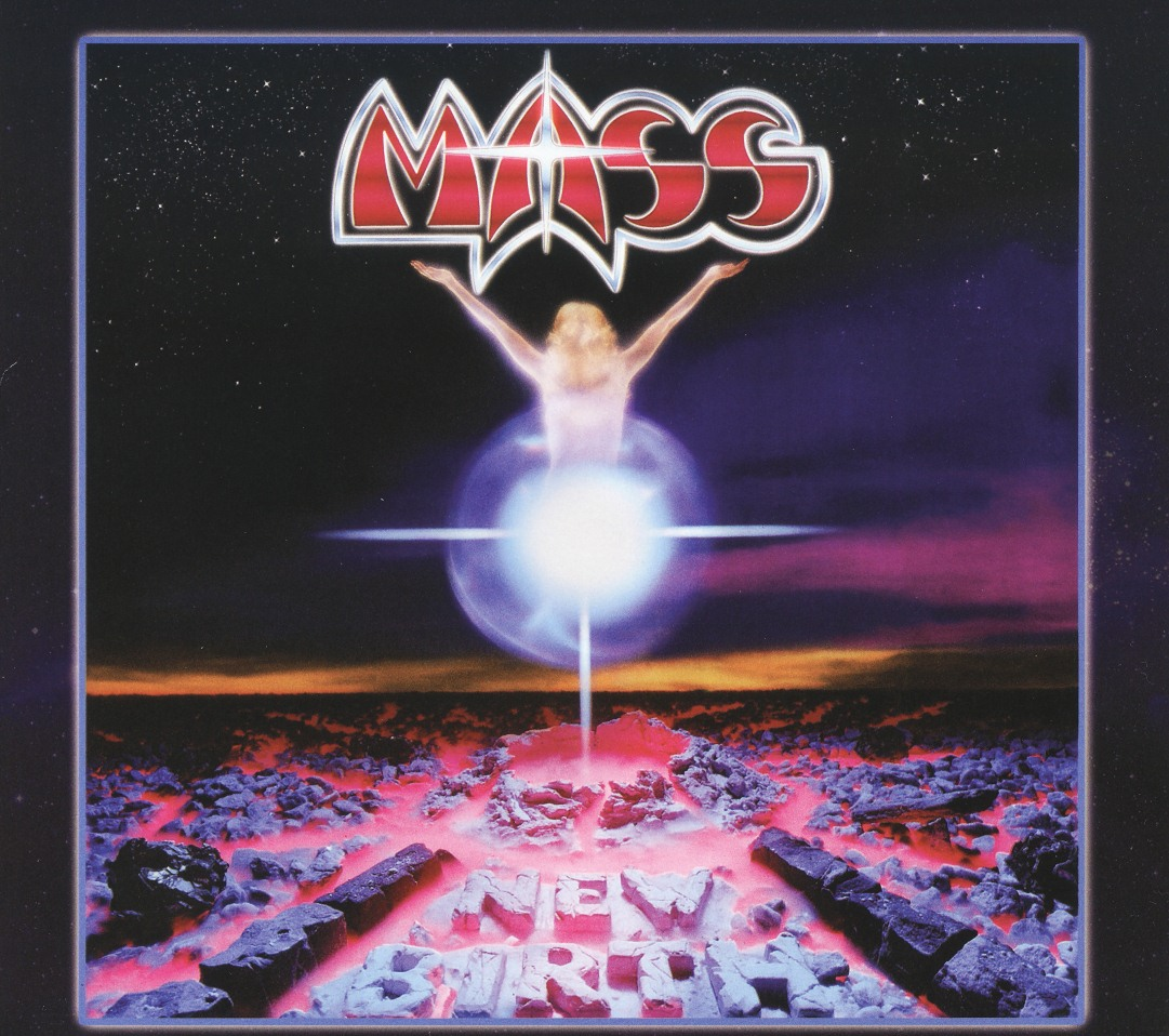 MASS (US) / New Birth (2011 reissue)