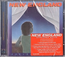 NEW ENGLAND (US) / Explorer Suite (2013 reissue)