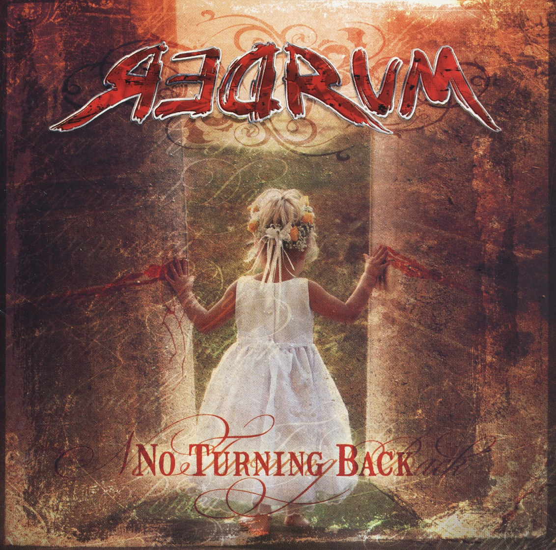 REDRUM (Greece) / No Turning Back (2015 reissue with remastered sound)