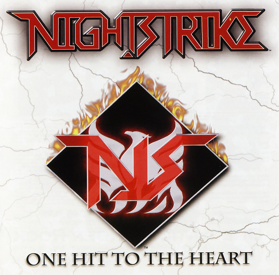 NIGHTSTRIKE (US) / One Hit To The Heart