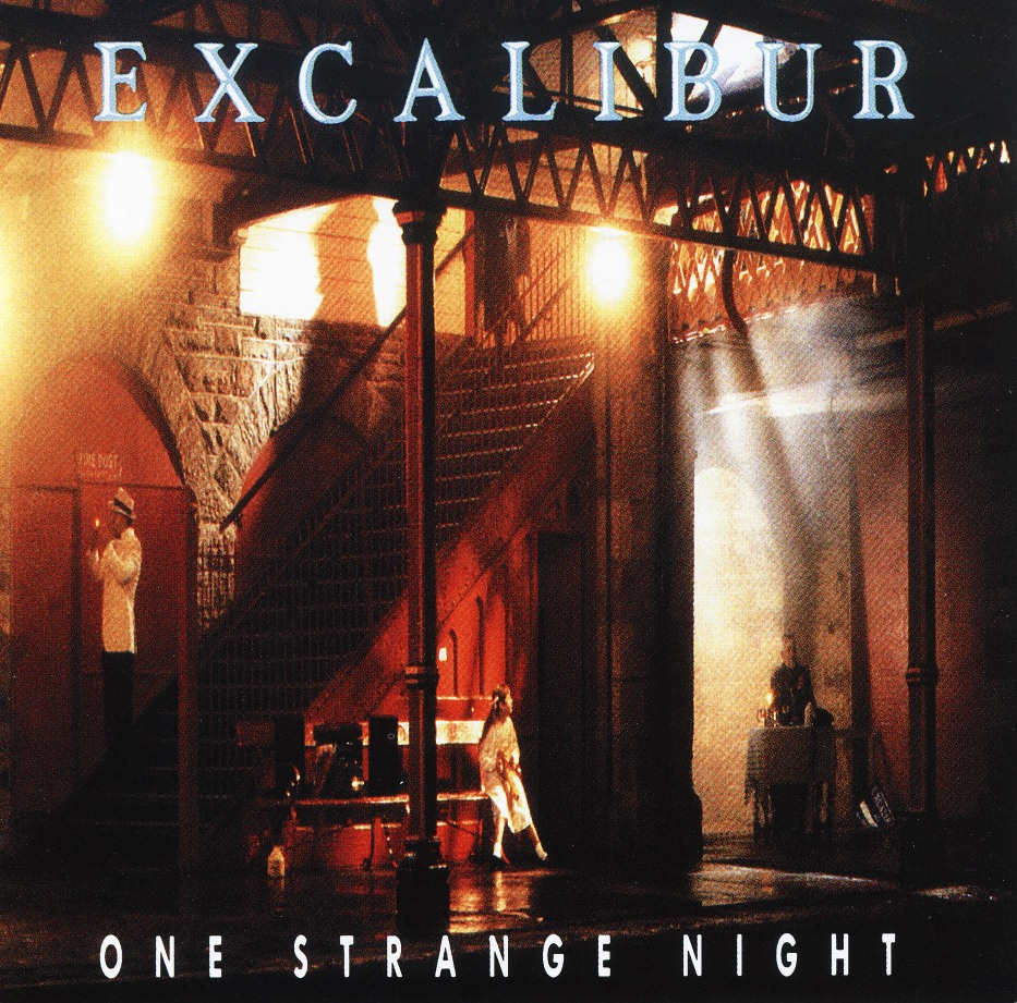 EXCALIBUR (UK) / One Strange Night