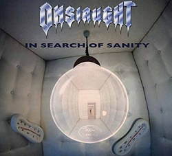 ONSLAUGHT (UK) / In Search Of Sanity (2017 reissue 2CD digipak)