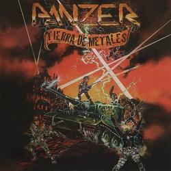 PANZER (Chile) / Tierra De Metales + 2 (2018 reissue)