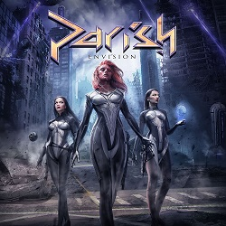 PARISH (US) / Envision + 6 (CD+DVD)