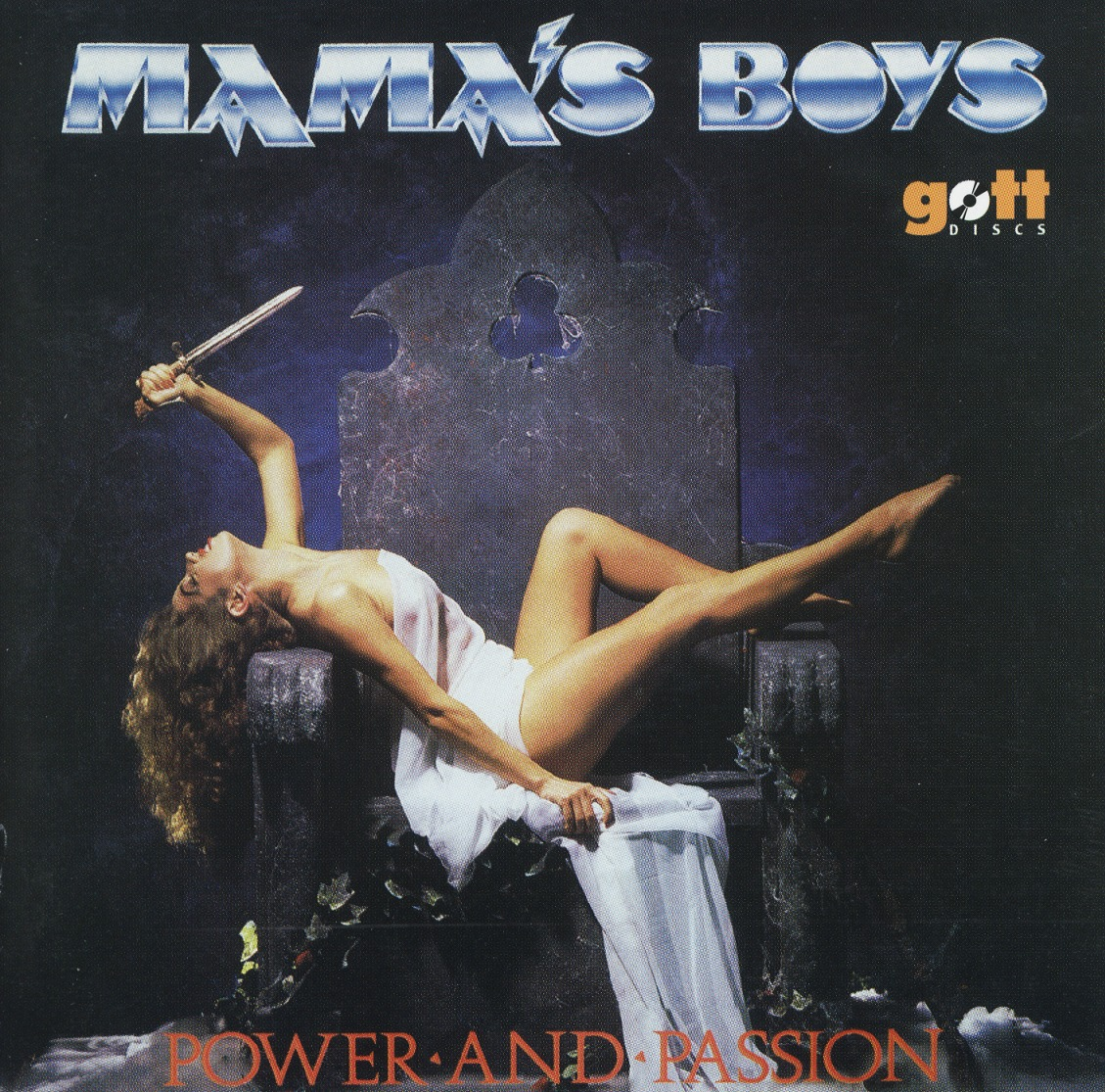 MAMA'S BOYS (Ireland) / Power And Passion