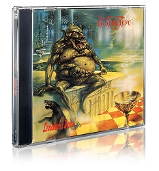 PROTECTOR (Germany) / Leviathan's Desire (2016 reissue)