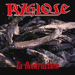 PSYCHOSE (France) / Ta Destruction + 6
