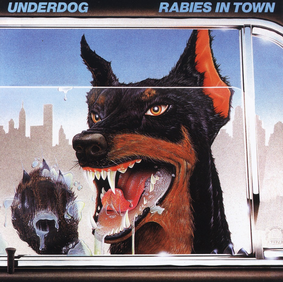 UNDERDOG(Germany) / Rabies In Town
