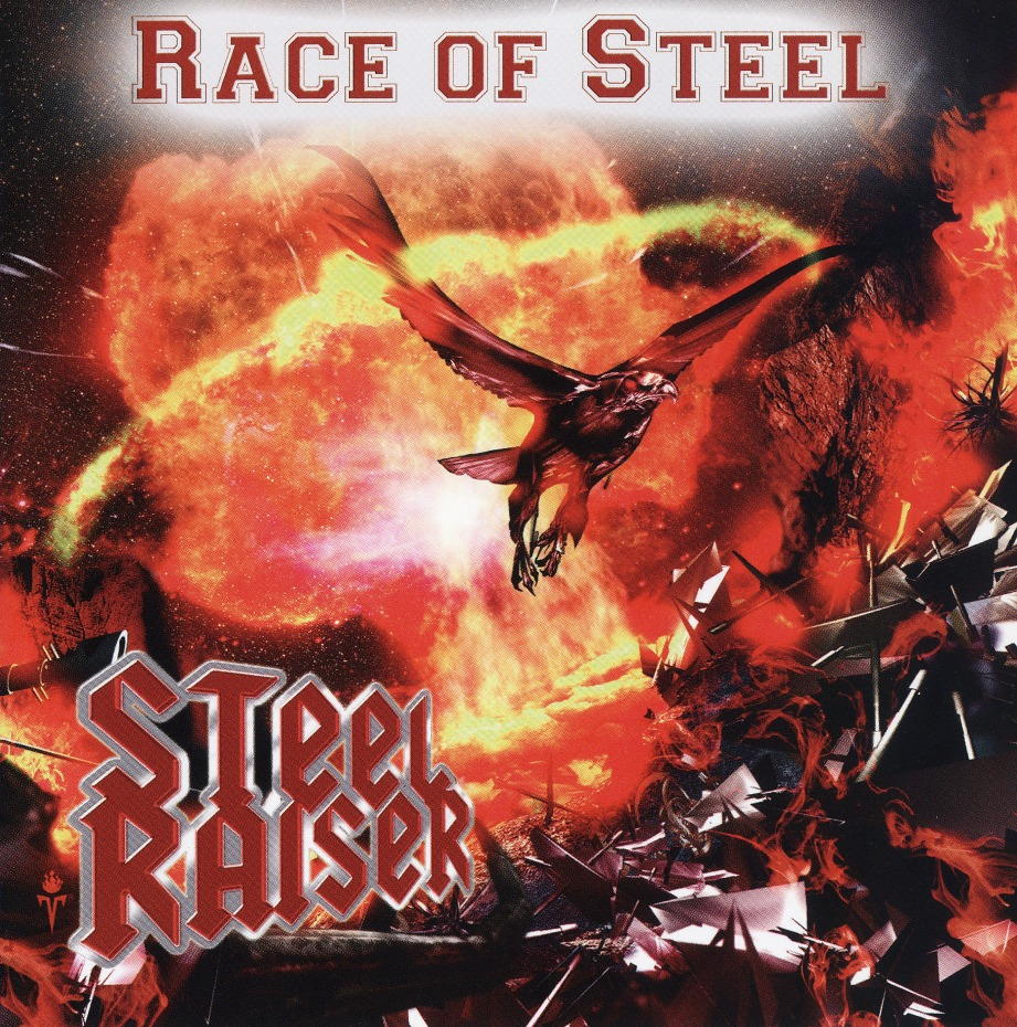 STEEL RAISER (Italy) / Race Of Steel
