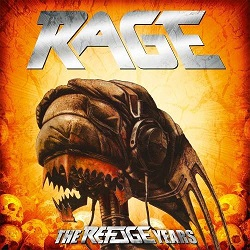 RAGE (Germany) / The Refuge Years (10CD+DVD box set)