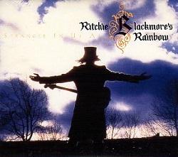 RITCHIE BLACKMORE'S RAINBOW (UK) / Stranger In Us All + 3 (2017 reissue)