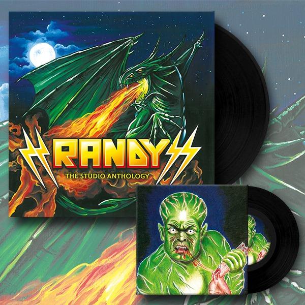 "RANDY (Denmark) / The Studio Anthology (12""LP+7""EP)"