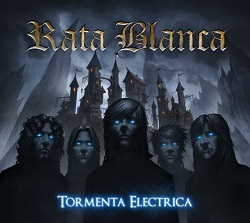 RATA BLANCA (Argentina) / Tormenta Electrica (with 3D cover)