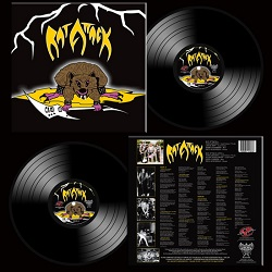 "RAT ATTACK (US) / Rat Attack (12""LP)"