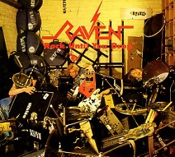 RAVEN (UK) / Rock Until You Drop + 3 (2017 reissue)