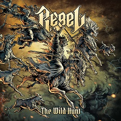 REBEL (Spain) / The Wild Hunt