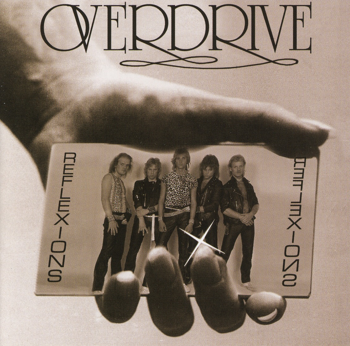 OVERDRIVE (Sweden) / Reflexions + 14