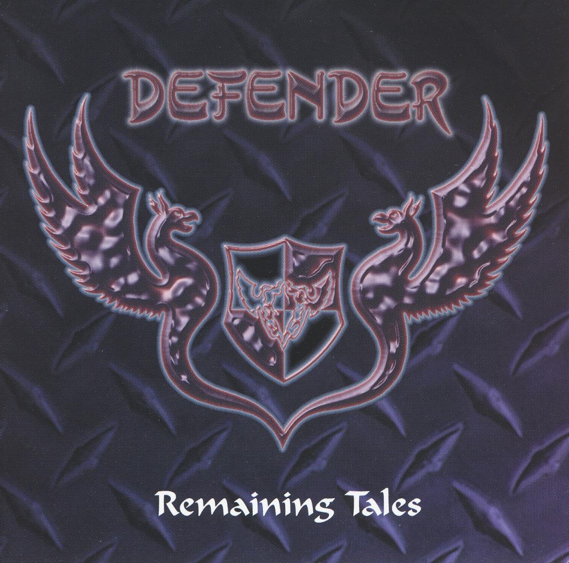 DEFENDER (Netherlands) / Remaining Tales