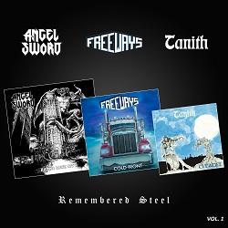 V.A. / Remembered Steel Vol. 1 - ANGEL SWORD + FREEWAYS + TANITH