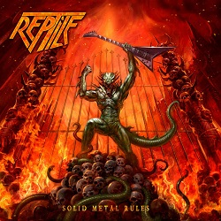 REPTILE (Colombia) / Solid Metal Rules