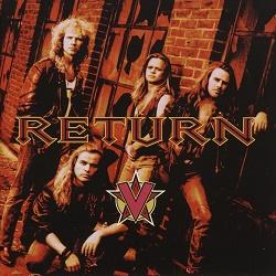 RETURN (Norway) / V (2020 reissue)